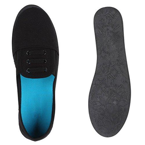 negro Mujer Japado Negro Zapatillas Japado Zapatillas 1XWgqcncf