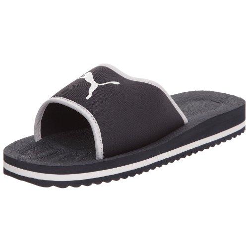 Puma Unisex-Erwachsene Aqua Schuhe, Marine / Blanc