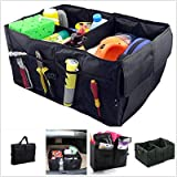 FidgetFidget Bag Multi-Purpose Collapsible Car Foldable Trunk Boot Tidy Organiser Storage Box