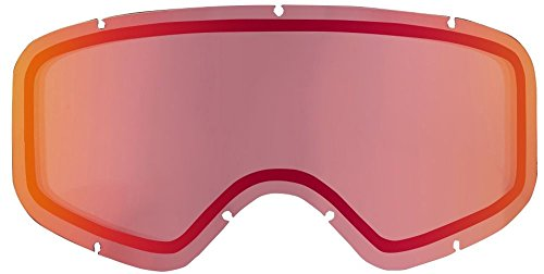 - Anon Insight Snow Goggle Replacement Lens Red Ice