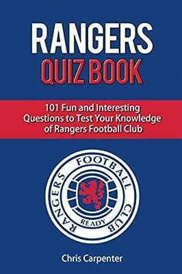 Rangers Quiz Book