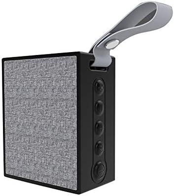 Altavoces Bluetooth Control de Voz Micrófono Altavoz inalámbrico portátil Caja de Sonido portátil Altavoz de Columna Bluetooth: Amazon.es: Electrónica
