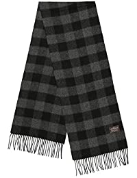 Le Ferre Men's Winter Fashionable Premium Quality 100% Pure Wool Long Scarf