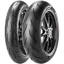 Pirelli Diablo Rosso Corsa Rear 190/50ZR17 Motorcycle Tire
