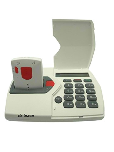 ATS Automatic Fall Detection Medical Alert System-Freedom Call-No Monthly Fees by Ats