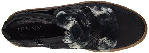 Jenny Women's Maine-STF Boots Black (Black) hUJo6ni