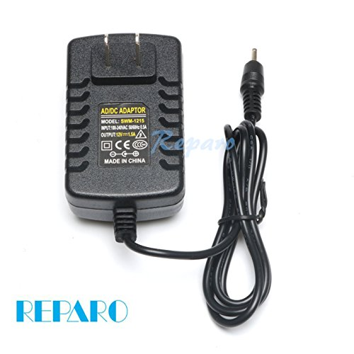 Reparo 12V AC Adapter Wall Charger Home Power for Acer Aspire Switch SW5-012 SW5-015 SW5-011; Acer Iconia A100 A200 A210 A500 A501 W3 W3-810 Ak.018ap.040 Ak.018ap.027 ADP-18TB -