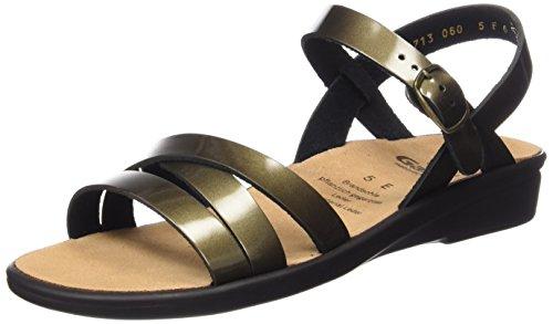 Damen Sandalen Ganter Sandalen Beige E 6900 Sonnica 1 3000 Fashion Weite 202812 Smoke pqwrY0xUq