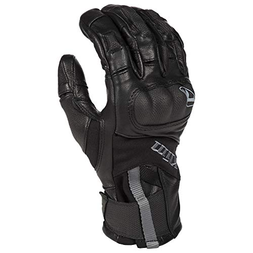 Adventure GTX Short Glove XL Black