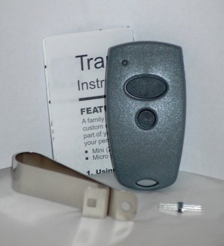 Marantec M3-2432 (433.92 MHz) Garage Door Opener Keychain Mini Remote Transmitter by Marantec by Marantec