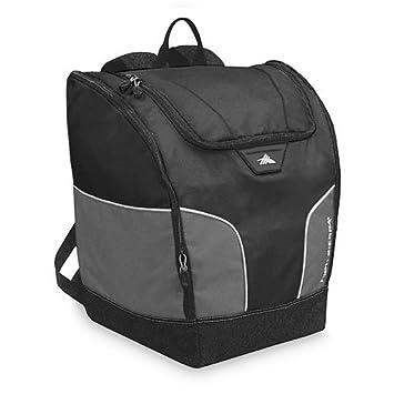 51e8311c75 High Sierra Deluxe Trapezoid Boot Bag (Black