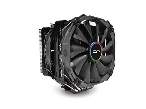 Cryorig R1 Ultimate CR-R1A Dual Tower CPU Heatsink with 2xXF140 fans by Cryorig