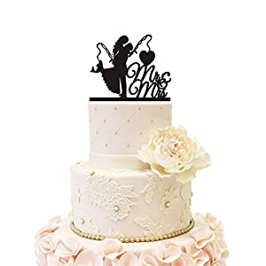 41eIT2Av5EL._SS300_ 50+ Beach Wedding Cake Toppers and Nautical Cake Toppers For 2020