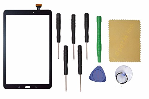 Black Touch Screen Digitizer Replacement for Samsung Galaxy Tab E 9.6'' SM-T560 by ProMaxi