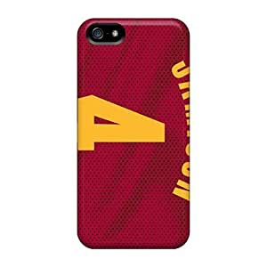 High Quality Hard For SamSung Galaxy S4 Phone Case Cover (ZsY14387WsGR) Custom Fashion Cleveland Cavaliers Skin