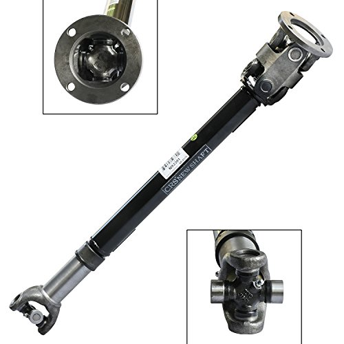 Gmc K2500 Drive Shaft - CRS N93391 New Prop shaft/ Drive Shaft Assembly, Front, for Chevy Blazer/ K5 Blazer/ K1500/ K2500/ V1500/ V2500 (Suburban), GMC Jimmy/ V2500/ V1500 (Suburban)