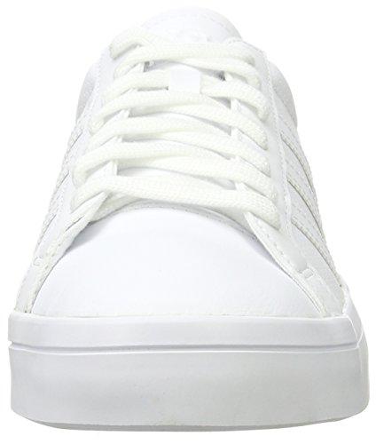 Zapatillas Adidas Courtvantage Para Hombre Blanco