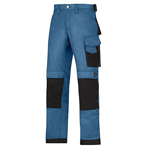 lavoro 33123204054 schwarz DuraTwill multicolore da pantaloni Snickers Ozean qRWtw8Xqn