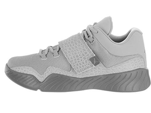 Jordan Nike Heren J23 Toevallige Schoen Wolf Grijs / Cool Grey