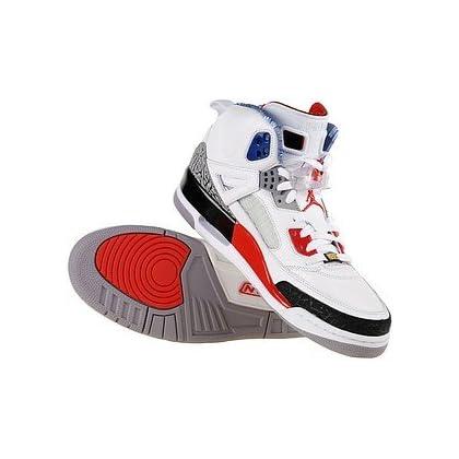 reputable site 9d1c5 4ff89 Jordan SPIZIKE MENS MARS BLACKMON 315371-165 (10, WHITE FIRE RED-
