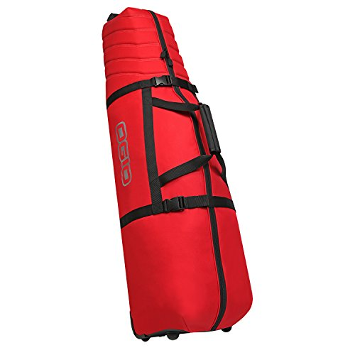 OGIO 2017 Savage Travel Bag, Red
