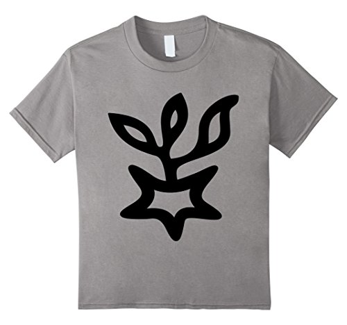 Kids 12 Victoria Symbol T-Shirt Asteroid Roman Goddess of Victory 10 Slate (Victory Goddess)