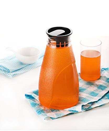 Slings Plastic Water Jug, 1.2L, Clear