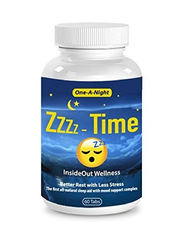 Natural Sleep Aid, 5-HTP 100mg Mood Enhancement Support, 60 Vegetarian  Capsules,