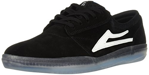 Lakai Men's Griffin XLK, Black Suede, 11 M US by Lakai