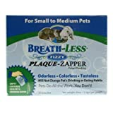 Ark Naturals Breath-Less Plaque Zapper Fizzy for Small to Medium Pets – 30 Packets, My Pet Supplies