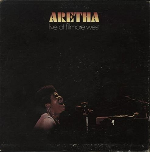 Live At Filmore West (Aretha Franklin Aretha Live At Fillmore West)
