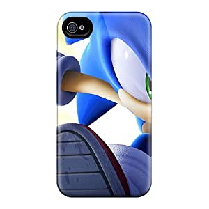 LjO20374nIHc Cases Covers, Fashionable Iphone 6plus Cases - Sonic The Hedgehog Running