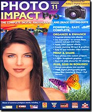 Software : Nova Photo Impact Pro 11