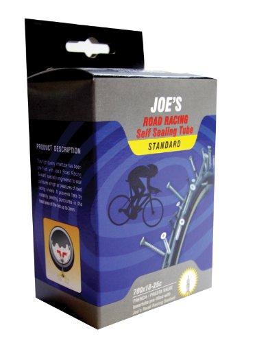 Joes No Flats PV 60 Selfseal Super Light 85gm Tube, 700 x 18-25