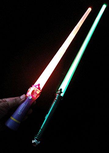 [Dual Swords Light (Similar! StarWars) 22