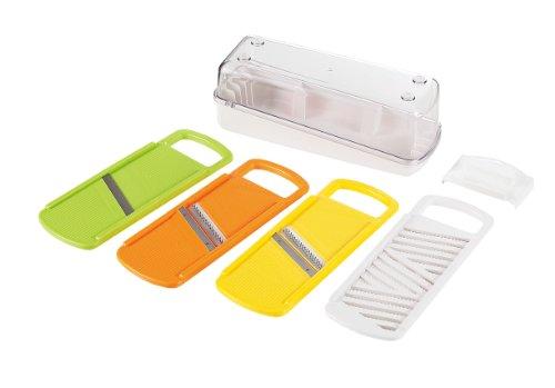 평화후레이즈스라사 4 종 세트 강판 접시 첨부 슬라이스 즉 절단났습니다 도매 다채로운 스마일 CM-8902 / CM-9285 / CM-9286 / CM-9287 / CM-9288