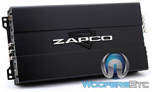 ST-4X P - Zapco 4-Channel 480W RMS Class AB Amplifier