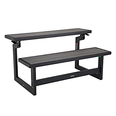 Lifetime Convertible Bench/Table