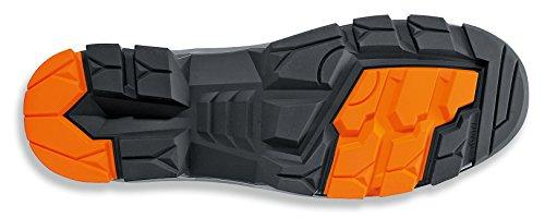 Style Uvex 6501 Scarpe SRC Antinfortunistiche 2 Donna con Lavoro Taglia di S1 P Sneaker e Scarpe Puntale Colore 42 Sicurezza Nero per da Perforate Uomo PvqYRwrP
