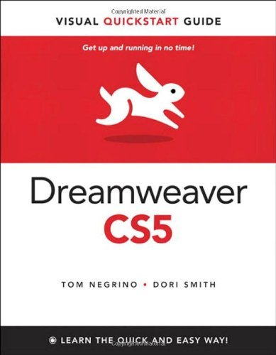 Dreamweaver CS5 for Windows and Macintosh