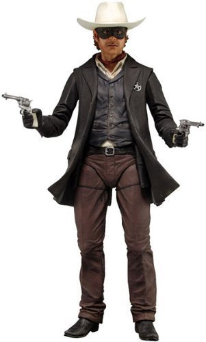"The Lone Ranger Series 1 Action Figure 7"" Lone Ranger"