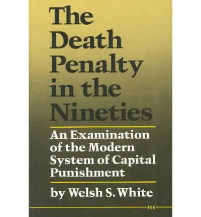 an examination of capital punishment and the church The catholic church's position on capital punishment has varied throughout the centuries following the church's establishment, evolving from somewhat supportive to largely apathetic to mostly anti-capital punishment.