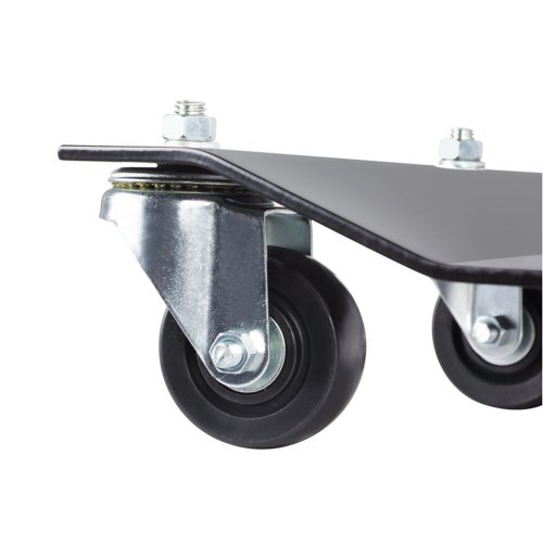 Pentagon Tools 5060 Tire Skates 4 Tire Wheel Car Dolly Ball Bearings Skate Makes Moving A Car Easy, 12''  (Pack of 4) Rated at 6000lbs. by Pentagon Tools (Image #4)