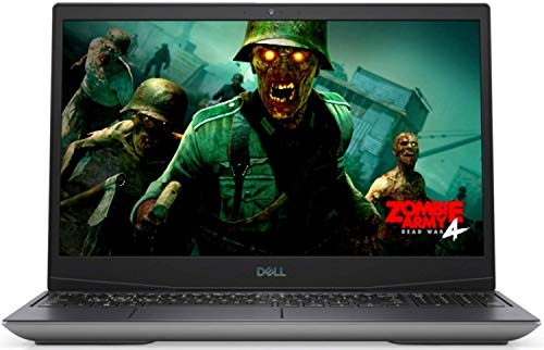 "Newest Dell G5 SE 5505 15.6"" FHD IPS High Performance Gaming Laptop, AMD 4th Gen Ryzen 5 4600H 6-core, 16GB RAM, 512GB PCIe SSD, Backlit Keyboard, AMD Radeon RX 5600M, Windows 10"
