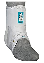 ASO Ankle Stabilizer, White, 3X-Large