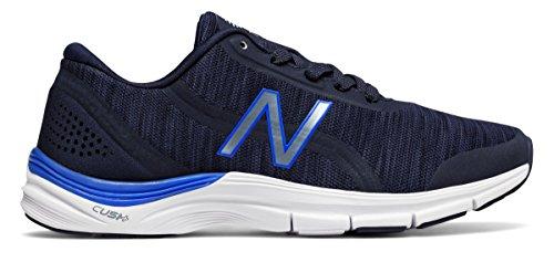 気分が悪い局地域(ニューバランス) New Balance 靴?シューズ レディーストレーニング 711v3 Heathered Trainer Pigment with Vivid Cobalt Blue ピグメント ヴィヴィッド コバルト ブルー US 7.5 (24.5cm)