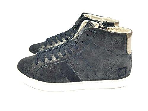 Nuova 2018 Noir D Inverno a Stardust Autunno High black 2017 colore Collezione t Sneakers Hill Nero Pelle In e T7wBxw