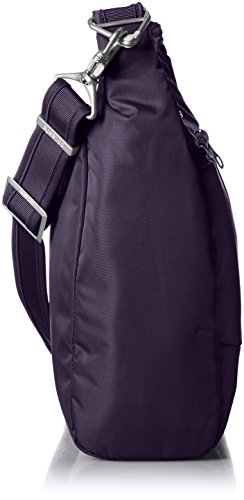PacSafe Women's Citysafe Cs200 Anti-Theft Handbag Travel Cross-Body Bag, Mulberry, One Size by Pacsafe (Image #3)