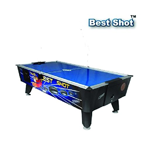 Air Hockey Table With Led Lights - 9
