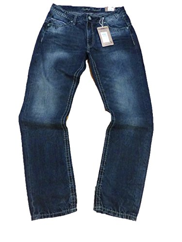 CAMP DAVID JEANS DENIM CD HW 15 DARK USED (W33L34)